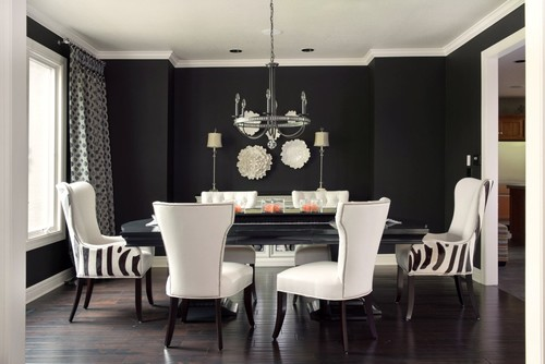 8 Things You Didnu0027t Know A Black Feature Wall Could Do   Ramsey Interiors    Award Winning Interior Designer In Kansas City